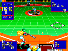 Thumb image for 2020 Super Baseball (set 2) mame emulator game
