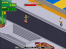 Thumb image for 720 Degrees (rev 4) mame emulator game