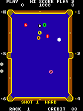 Thumb image for Eight Ball Action (DK conversion) mame emulator game