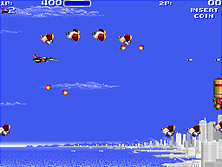 Thumb image for Air Buster: Trouble Specialty Raid Unit (World) mame emulator game
