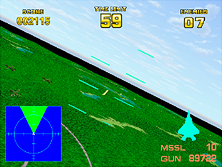 Thumb image for Air Combat 22 (Rev. ACS1 Ver.B) mame emulator game