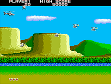 Thumb image for Airwolf mame emulator game