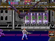 Thumb image for Aliens (US) mame emulator game