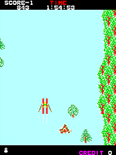 Thumb image for Alpine Ski (set 2) mame emulator game