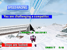 Thumb image for Alpine Racer (Rev. AR2 Ver.D) mame emulator game