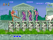 Thumb image for Altered Beast (set 2, MC-8123B 317-0066) mame emulator game