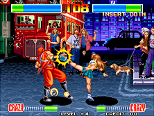 Thumb image for Aggressors of Dark Kombat / Tsuukai GANGAN Koushinkyoku mame emulator game