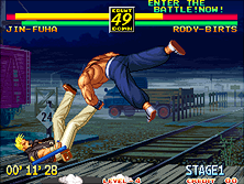 Thumb image for Art of Fighting 3 - The Path of the Warrior / Art of Fighting - Ryuuko no Ken Gaiden mame emulator game