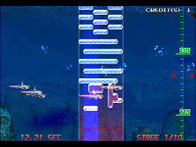 Thumb image for Aqua Rush (AQ1/VER.A1) mame emulator game