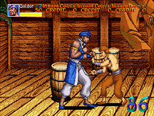 Thumb image for Arabian Fight (US) mame emulator game