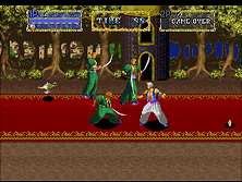 Thumb image for Arabian Magic (Ver 1.0O 1992/07/06) mame emulator game