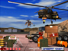 Thumb image for Area 51 (R3000) mame emulator game