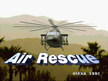 Thumb image for Air Rescue mame emulator game