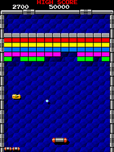 Thumb image for Arkanoid (bootleg with MCU) mame emulator game