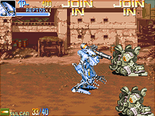 Thumb image for Armored Warriors (Asia 940920) mame emulator game