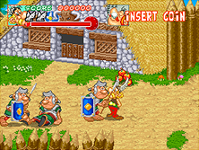 Thumb image for Asterix (ver EAA) mame emulator game