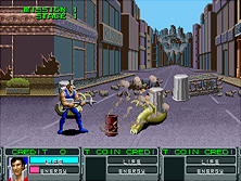Thumb image for Alien Storm (bootleg, set 2) mame emulator game