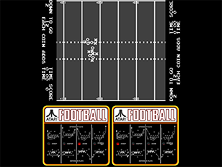 Thumb image for Atari Football (revision 1) mame emulator game