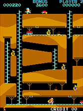 Thumb image for Bagman mame emulator game