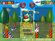 Thumb image for Baku Baku Animal (J 950407 V1.000) mame emulator game