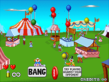 Thumb image for Bang! mame emulator game