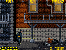 Thumb image for Batman mame emulator game