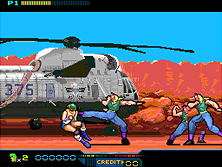 Thumb image for Battlecry mame emulator game