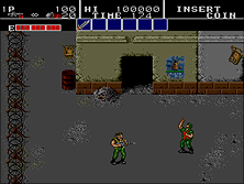 Thumb image for Bloody Wolf (US) mame emulator game