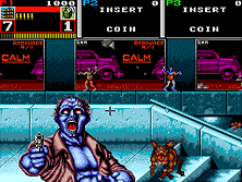 Thumb image for Beast Busters (US, Version 2) mame emulator game
