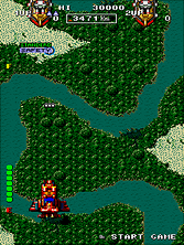 Thumb image for Bermuda Triangle (World?) mame emulator game