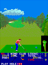Thumb image for Big Event Golf (US) mame emulator game