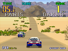 Thumb image for Big Run (11th Rallye version) mame emulator game