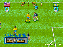 Mame emulator games for Soccer category - Mamepedia