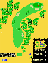 Thumb image for Birdie King 2 mame emulator game