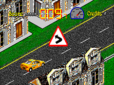 Thumb image for Blomby Car mame emulator game