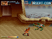 Thumb image for Cross Blades! (Japan) mame emulator game