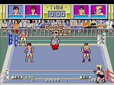 Thumb image for Body Slam (8751 317-0015) mame emulator game