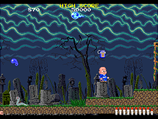 Thumb image for Bonze Adventure (World, Newer) mame emulator game