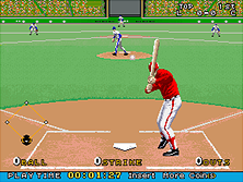 Thumb image for Bottom of the Ninth (version N) mame emulator game