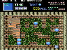 Thumb image for Boulder Dash / Boulder Dash Part 2 (Japan) mame emulator game