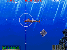 Thumb image for Battle Shark (US) mame emulator game