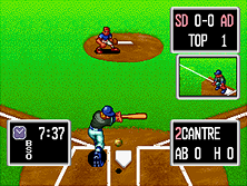 Thumb image for Baseball Stars Professional mame emulator game