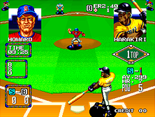 Thumb image for Baseball Stars 2 mame emulator game