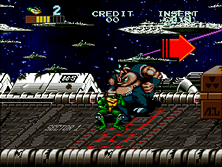 Thumb image for Battle Toads mame emulator game