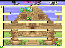 Thumb image for Bubble Bobble II (Ver 2.5O 1994/10/05) mame emulator game