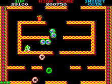 Thumb image for Bubble Bobble (US with mode select) mame emulator game