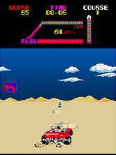 Thumb image for Buggy Challenge mame emulator game