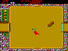 Thumb image for Bullfight (315-5065) mame emulator game