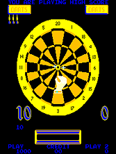 Thumb image for Bulls Eye Darts mame emulator game
