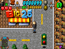 Thumb image for Burglar X mame emulator game